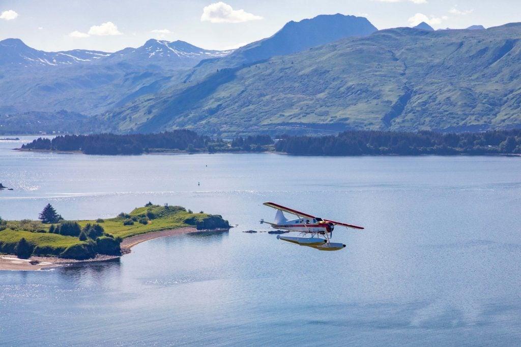 Floatplane, Kodiak Alaska