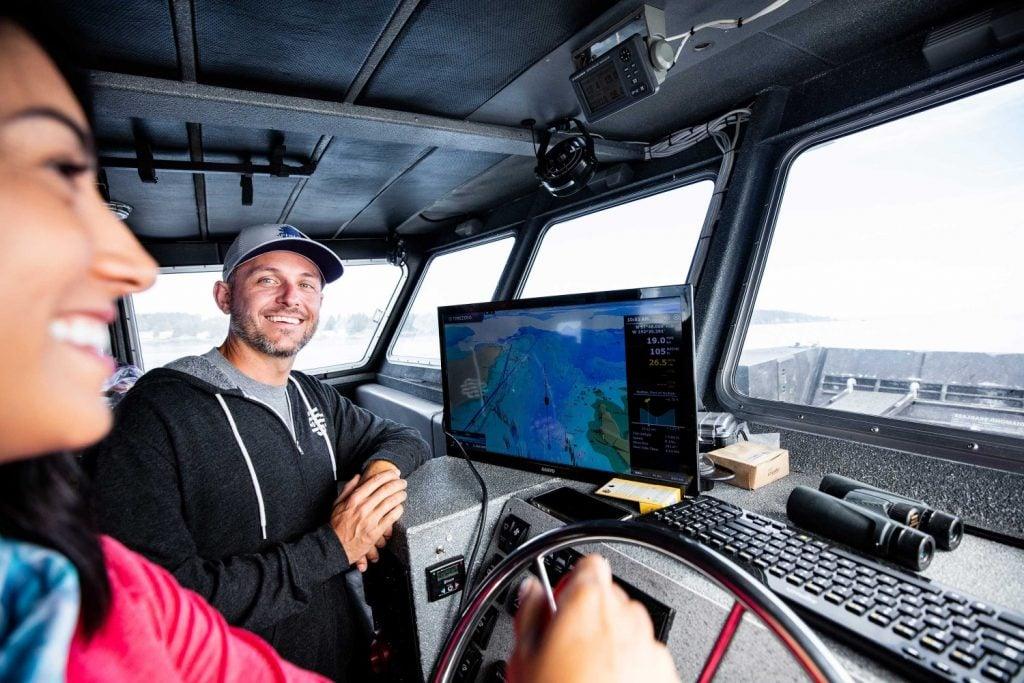 Boating, Kodiak Alaska